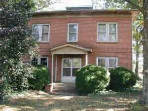 Former Hospital, Iredell Co.